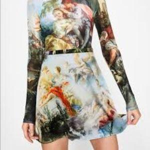 Current Mood Da Vinci's Demons Mini Skirt
